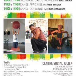 17 décembre 2017 – Ateliers Solidaires – Marseille
