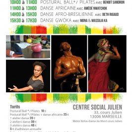 2 juillet 2017 – Ateliers Solidaires Marseille