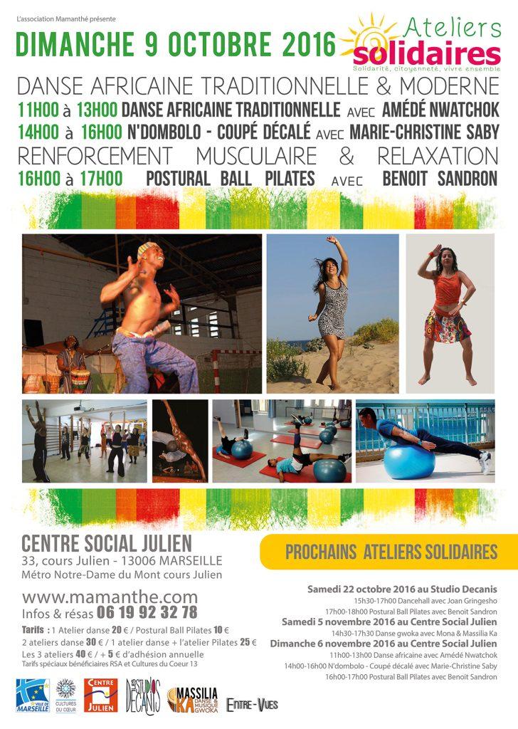 Danse africaine Marseille 0623704450 - YouTube