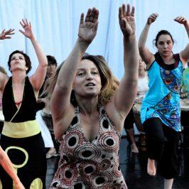 16 décembre 2017 – Stage de danse africaine avec Marie Gabella – Marseille