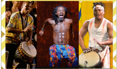 Du 9 au 11 juillet 2021 – Stage estival danses traditionnelles et percussions