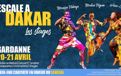 20 et 21 avril 2019 – Escale à Dakar
