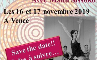 16 et 17 novembre 2019 – Week-end autour des danses du Mali