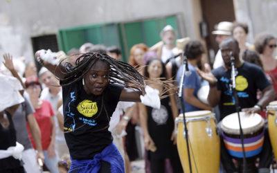 Du 8 au 12 juillet 2019 – danses et chants ivoiriens avec Evelyne Mambo