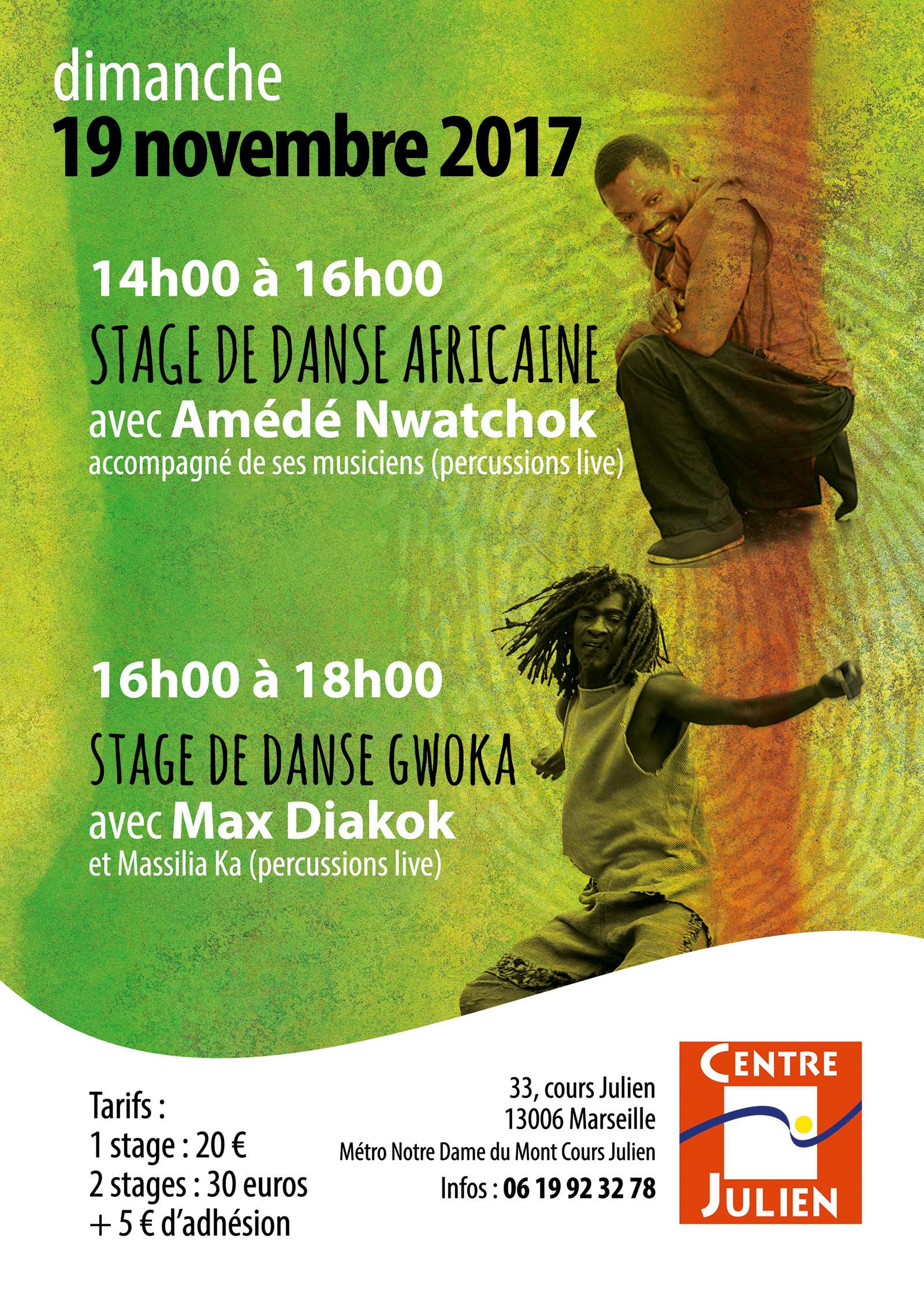 COURS DE DANSE AFRO POP DANSE - Danse …