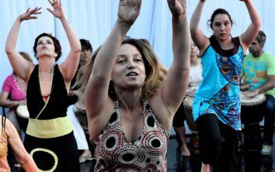 20 mai 2018 – Stage de danse africaine avec Marie Gabella – Marseille