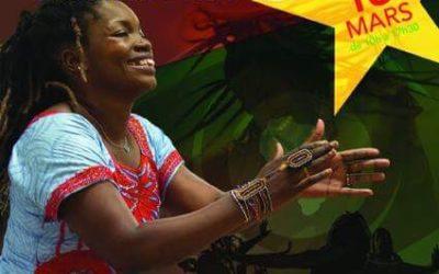 Dimanche 18 mars 2018 – Stages musiques et danses traditionnelles avec Aminata Sanou