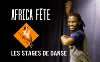 22 et 23 juin 2019 – les stages d'Africa Fête